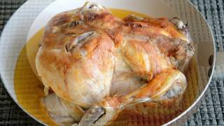 Курица в собственном соку | Курица в пакете для запекания | Курица диетическая