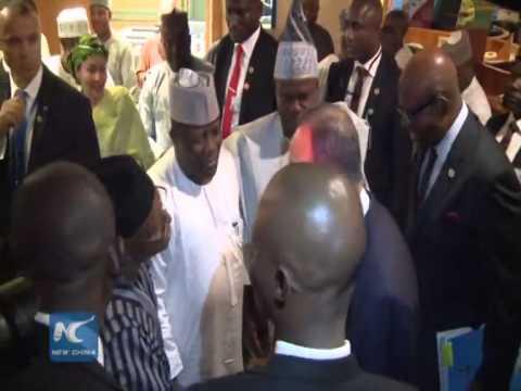 UN chief visits Nigeria