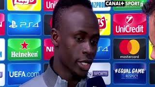 🚨 Breaking News : The best african football player 2019 : Sadio Mané remporte le trophée