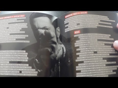 EMINEM - REVIVAL ALBUM PICKUP/UNBOXING