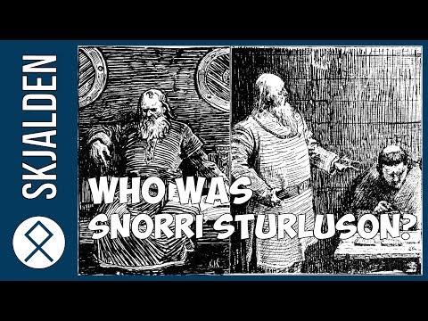 Who was Snorri Sturluson?