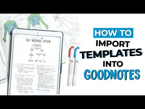 ☆-how-to-import-templates-into-goodnotes-|-goodnotes-tips-+-tricks-|-september-studies