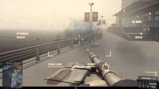 Battlefield 4 Beta - Tank Gameplay | 48-1 |
