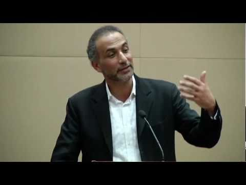 Tariq Ramadan - The quest for meaning and pluralism