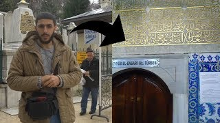 I VISIT SHRINE & PRAY - ABU AYUB ANSARI (ra) GRAVE