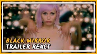 BLACK MIRROR 🤯 SEASON 5 TRAILER REACT (NETFLIX) | COXINHA NERD