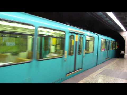 metro in frankfurt