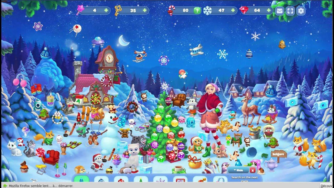 magic seasons christmas candy crush youtube