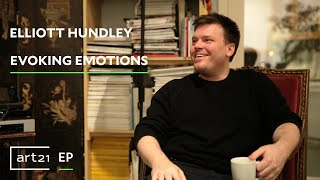 "Elliott Hundley: Evoking Emotions | ART21 ""Exclusive"""