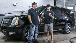 Cadillac Escalade Premium 2013 Videos