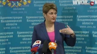 Вице-губернатор Лидия Смолина прокомментировала ввоз московского мусора во Владимирскую обл