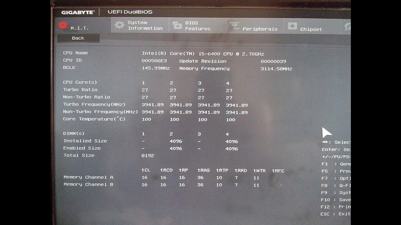 How to overclock non K Intel Core i5 6400 to 3 94ghz with intel stock cooler