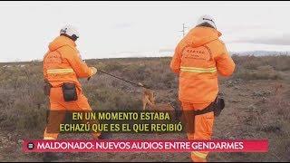 Maldonado: Nuevos audio entre gendarmes