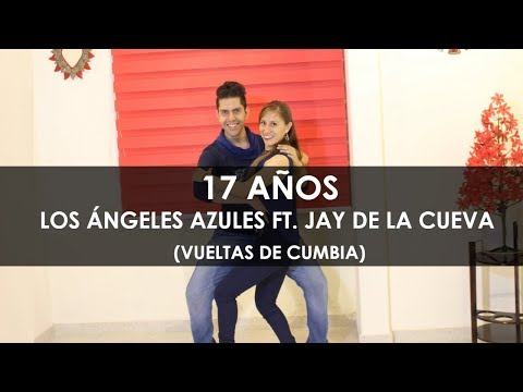 17 AÑOS - LOS ÁNGELES AZULES (VUELTAS DE CUMBIA)