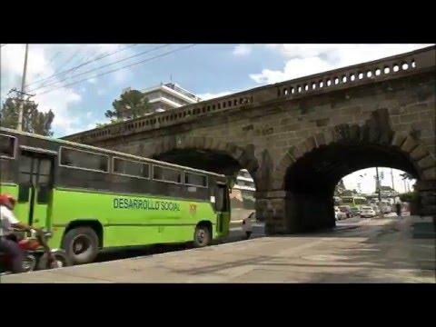timelapse ciudad de guatemala