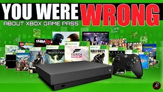 You Were WRONG About Xbox Game Pass | Shocking New Data Shuts The Critics Down - Xbox News
