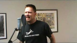 Fifth Angel - Call Out The Warning - Vocal Cover by David Lyon