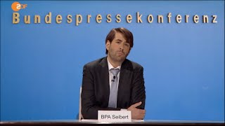 Bundespressekonferenz vom 26.04.2016
