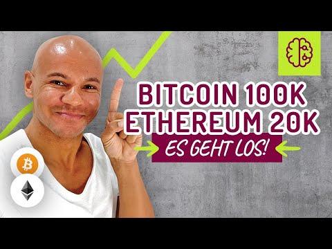 Manipulation ABGESCHLOSSEN ! Bitcoin auf 100k & Ethereum auf 20k in DIESEM JAHR ! Coach Cecil