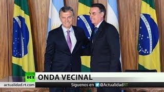 La visita de Bolsonaro a Argentina provoca un fuerte rechazo