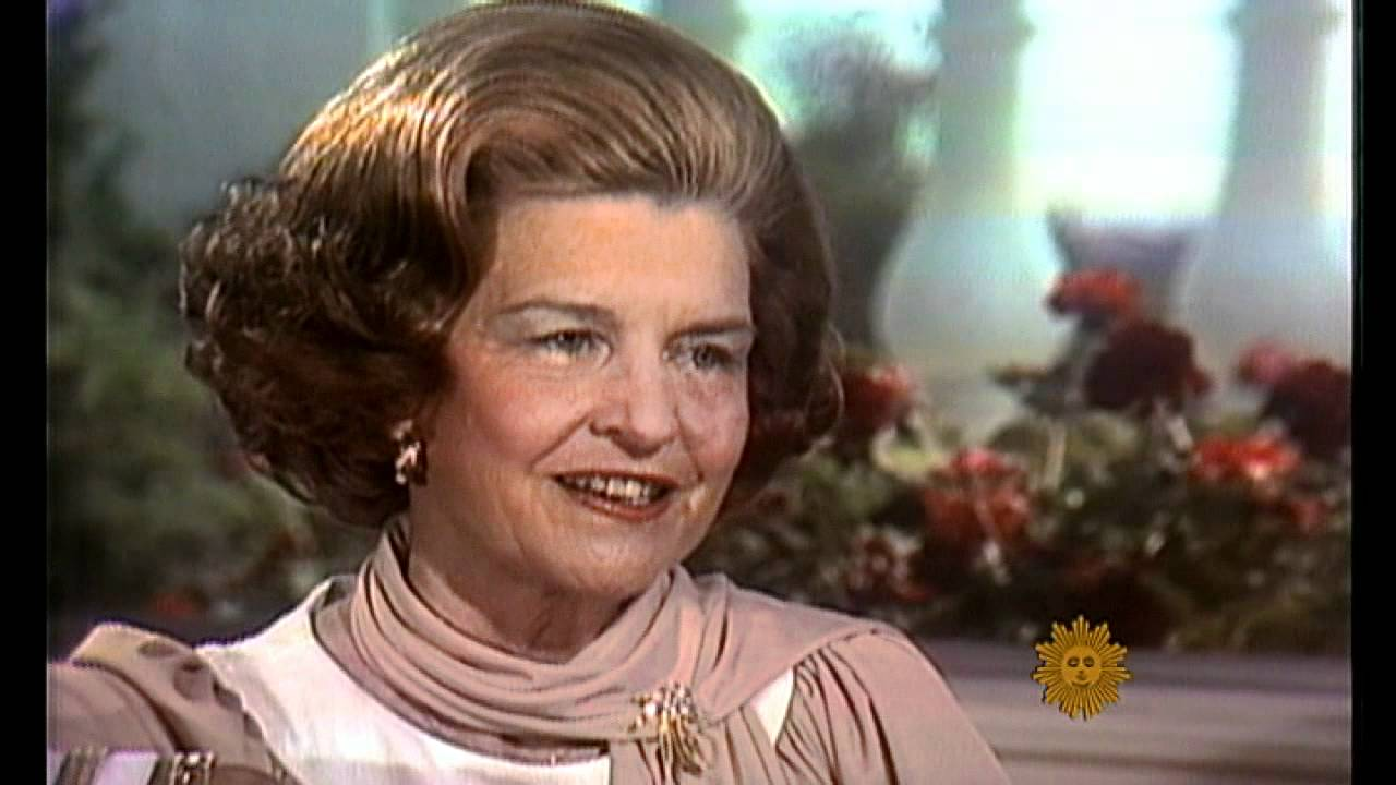 picture Betty Ford