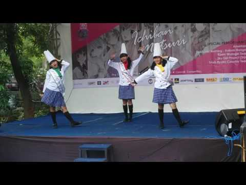 Dance Cover Competition Gelar Jepang UI 22 - HanaPati