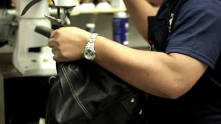 Purse Repair and Belt Repair by The Shoe Hospitals