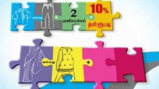 Fashion Bug Sri Lankas No.1 Fashiong Store - Deepavali Discount Promotion Commercial Thumbnail