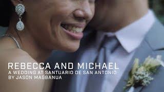 Rebecca and Michael: A Wedding at Santuario de San Antonio