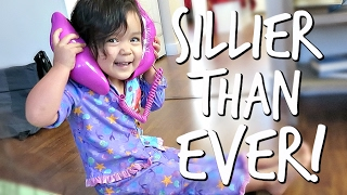 BACK HOME & SILLIER THAN EVER!!! - February 01, 2017-  ItsJudysLife Vlogs