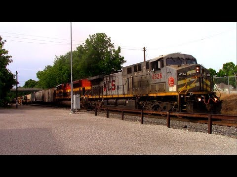 Kansas City Southern... 2018?  For real?!