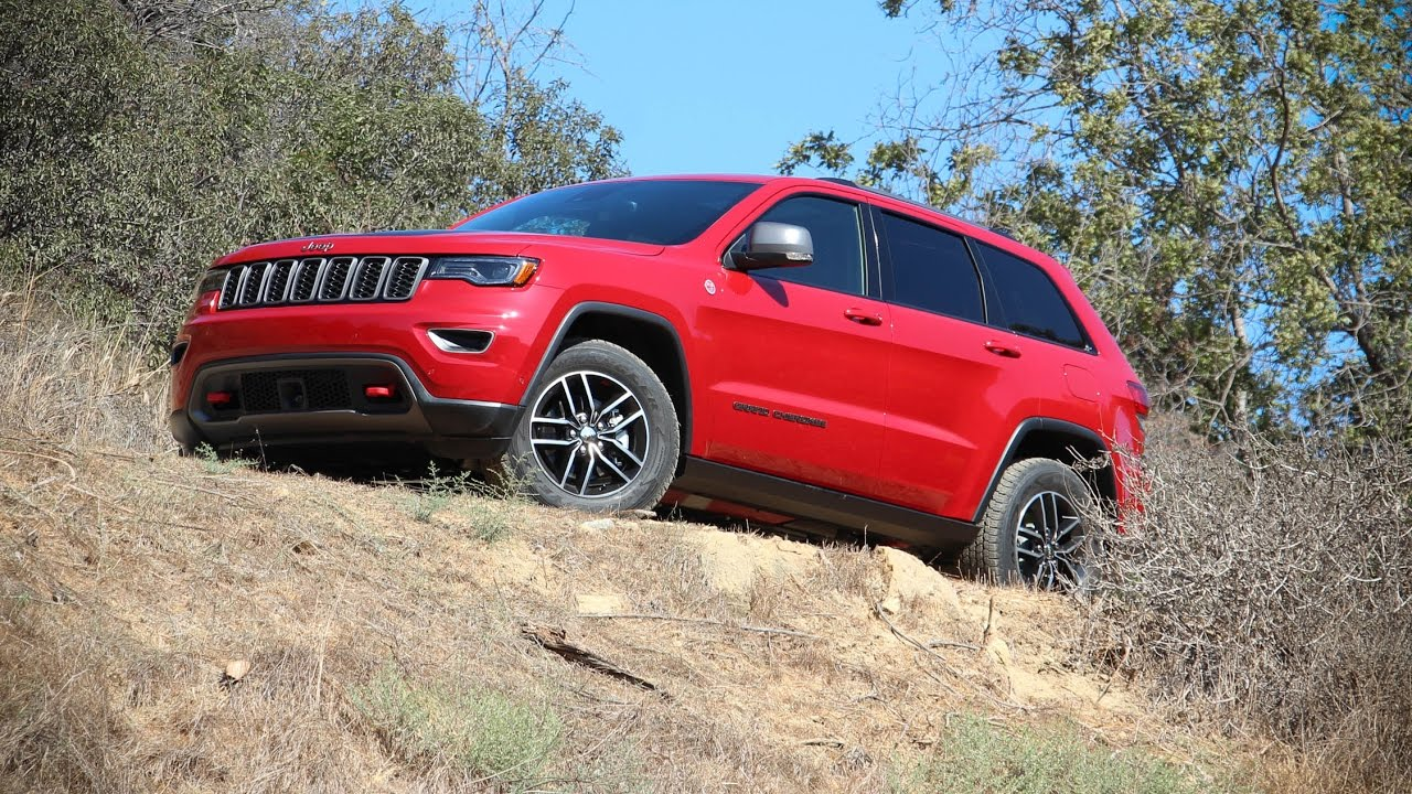 Road Test Acceleration Jeep Grand Cherokee Trailhawk Invoice - Jeep grand cherokee invoice