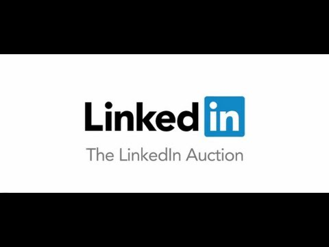 LinkedIn Sponsored Content Auction