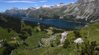 Fex Valley & Lake Sils (July,17,2016)(HD)