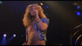 Led Zeppelin Rock And Roll Madison Square Garden 1973