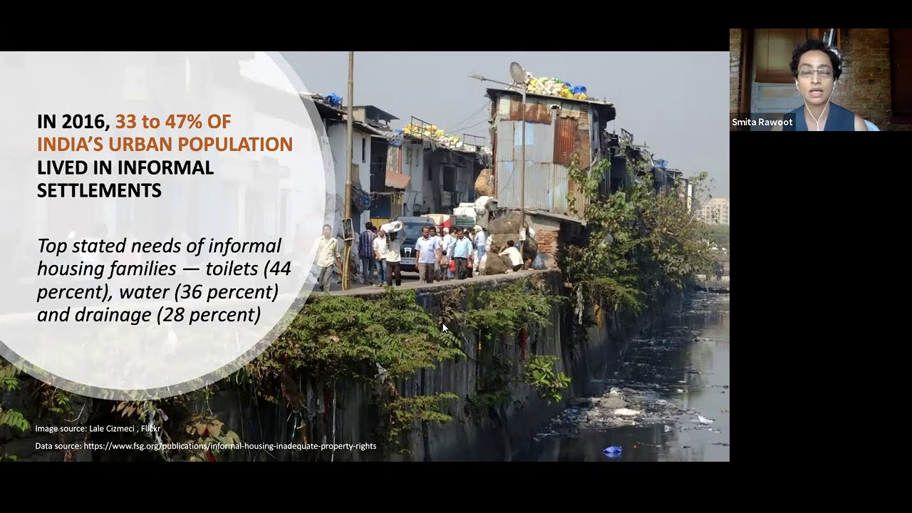Video thumbnail for CURE - Water, Sanitation and Healthy space (WASH) Services for the Urban Poor