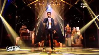 Anthony Touma interprète en direct  Chanter pour ceux  Michel Berger)