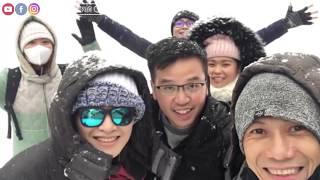 【阿保旅游EP53】日本北海道地獄谷熱【Noribetsu】下雪怎麼穿都還是冷 VLOG @第2集