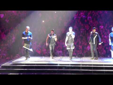 New Kids On The Block - The Right Stuff (Main Event Tour D.C. 6-10-15)