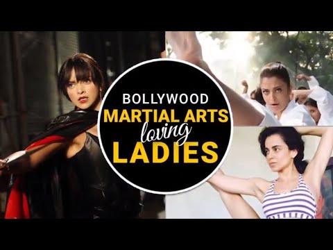 Bollywood Actresses who Love Martial Arts | Reel v/s Real |