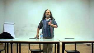 Richard Stallman - Just Digital Society - Part 1