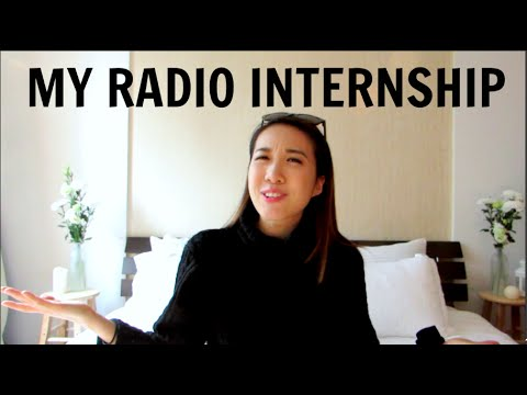 My Radio Internship | Jenny