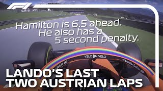 Baixar Lando Norris' Last Two Laps In Full With Team Radio | 2020 Austrian Grand Prix