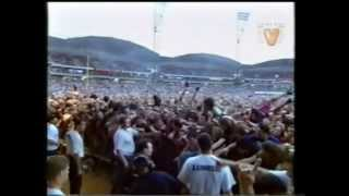 Nine inch nails - MARCH OF THE PIGS (Big Day Out 2000) (HD)  live RARE