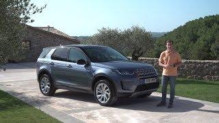 Primera prueba del Land Rover Discovery Sport 2020, ¿cumple con lo esperado?