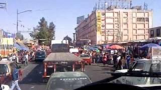 El Barrabas en Tepito