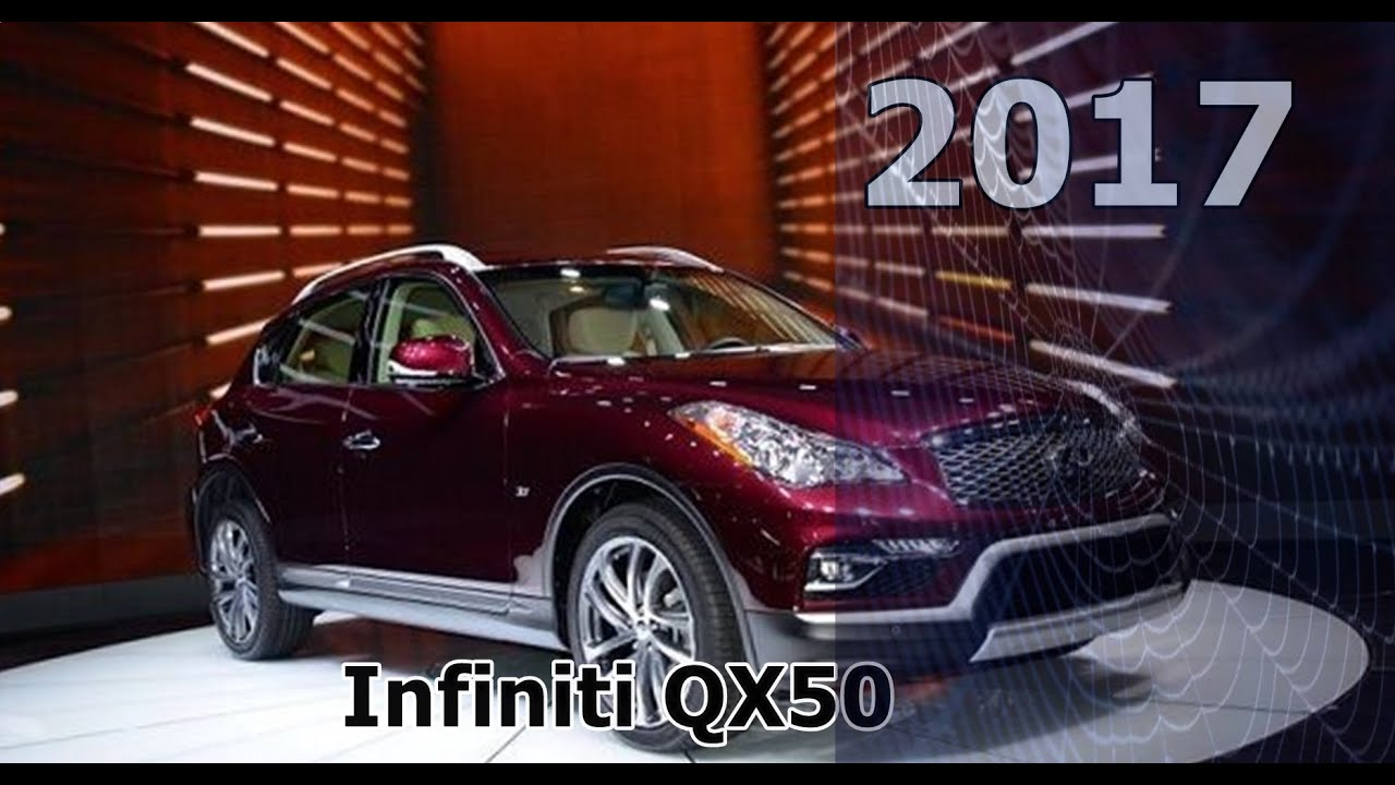 2017 infiniti qx50 release date and price youtube. Black Bedroom Furniture Sets. Home Design Ideas