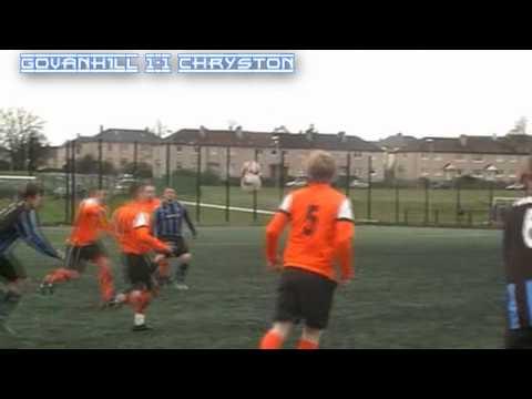 Govanhill vs Chryston