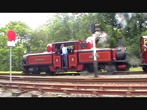 Ffestiniog Railway July 2011