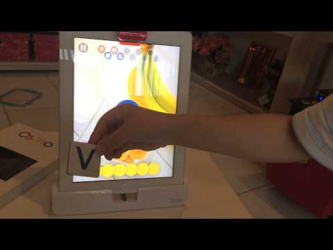 Osmo Play Interactive Game for Ipad Best Christmas Gift 2014